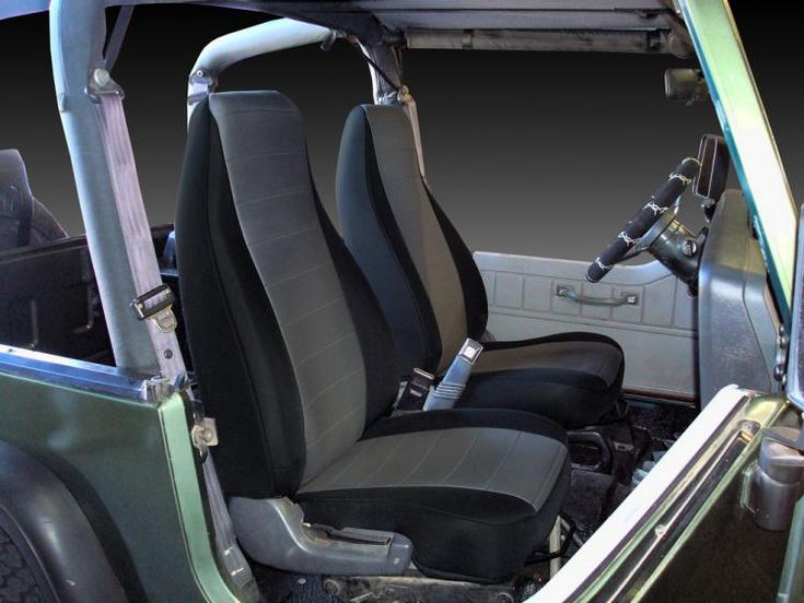 Custom Seat Covers JEEP