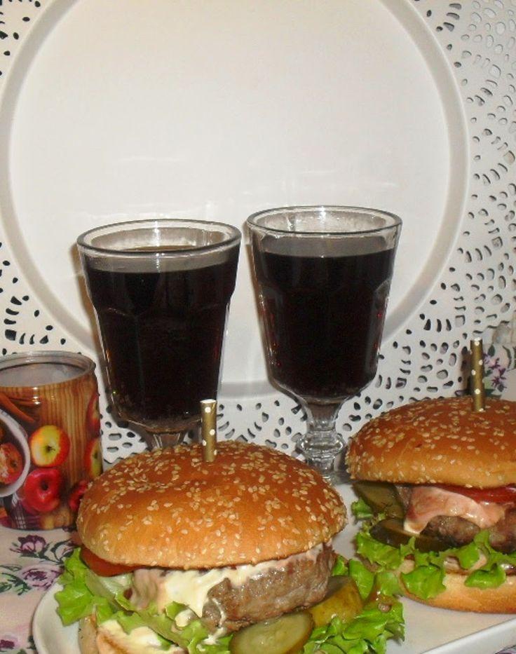 Magiczne życie Marty: Kolacja we dwoje czyli burgery na ostro
