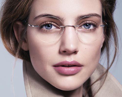 7cf191c1ee Silhouette eyeglasses | Eyeglass | Fashion eye glasses, Womens ...