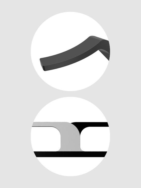 Modern design gas hobs details - Personal work