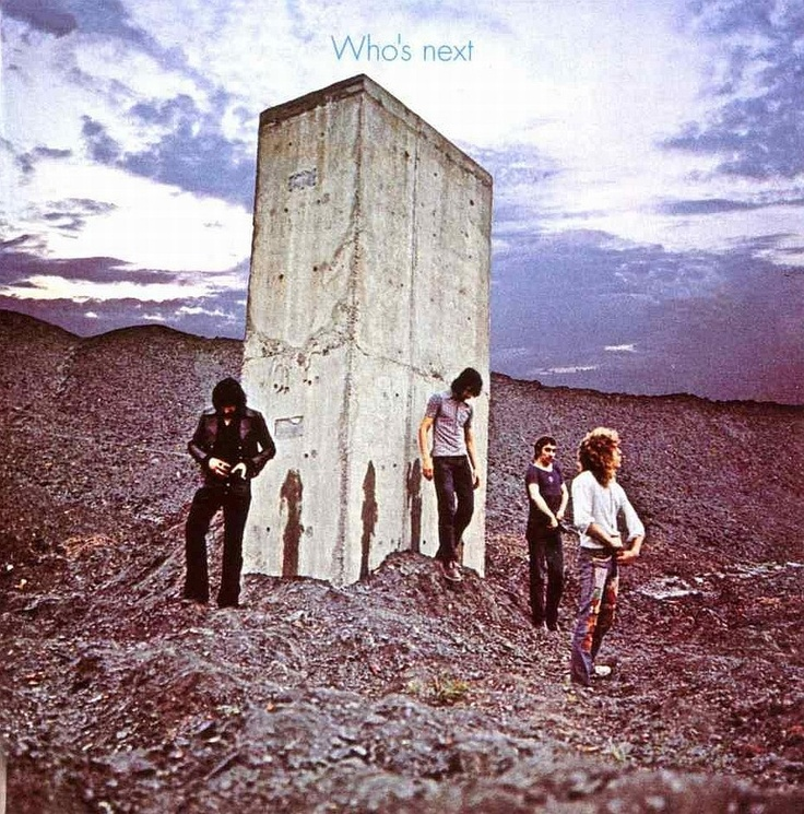 The Who_Who's next