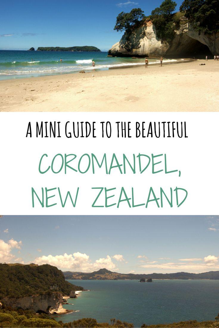 A Mini Guide To The Beautiful Coromandel, New Zealand