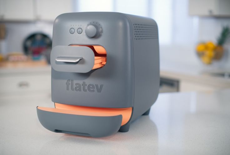 Flatev will be establishing its first worldwide manufacturing operation at the Rutgers Food Innovation Center business incubator facility in Bridgeton, NJ. Headquartered in Switzerland, their innovative system gives consumers the ability to produce freshly baked, tasty, and nutritious artisanal flatbreads with the push of a button. Glad to see them still ballin' -