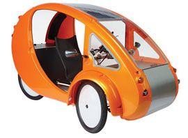 Solar-Velomobil