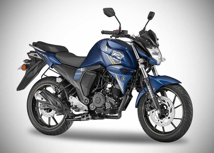 The new Yamaha FZS-FI has been launched with a rear disc brake. The bike also receives an all-new Armada Blue colour scheme and is priced at Rs. 86,042 /- (ex-showroom Delhi).