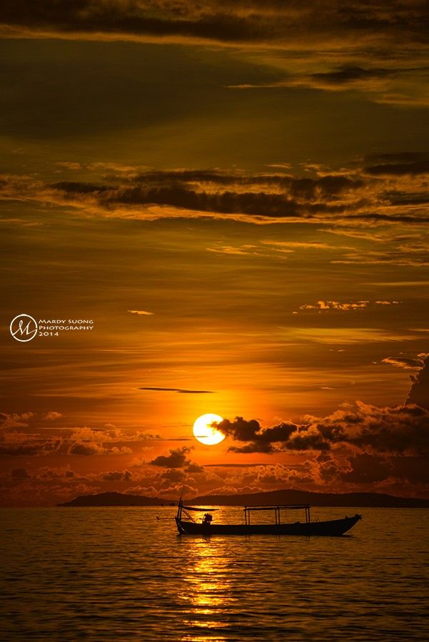 ~~Perfect Moment! • sunset, Oucheur Teal, Sihanoukville, Cambodia by Mardy Suong Photography~~