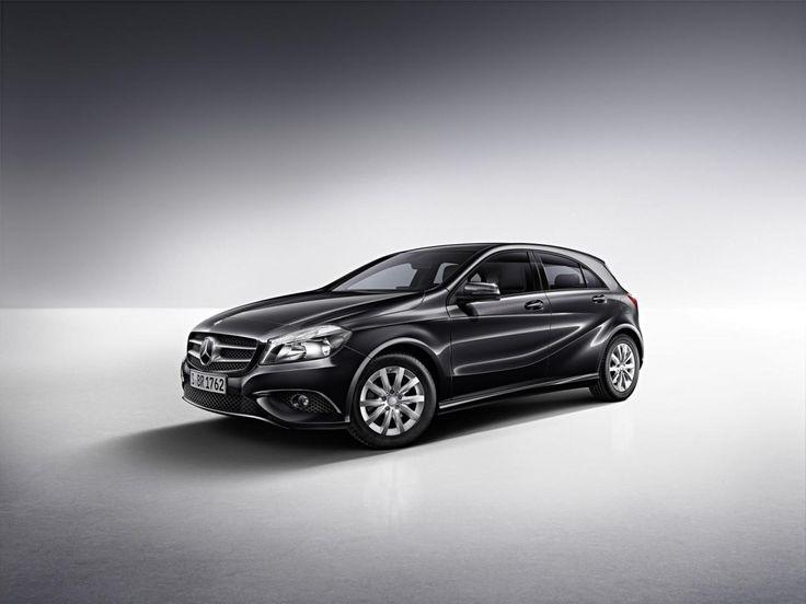 Mercedes Benz A Class.