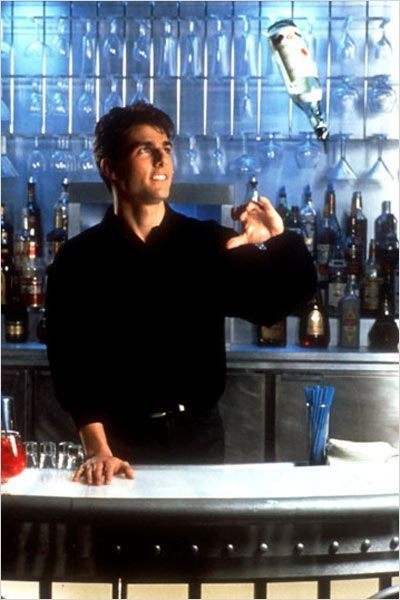 Red Eye: Cocktail – Cocktail was a pivotal movie in my life and in Tom Cruises career. It cemented him as a pretty decent actors in many eyes, and for me, it made me realize how interested I .