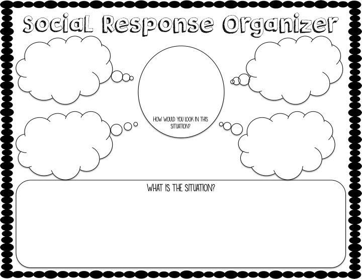 Social Response Organizer — The Speech Bubble