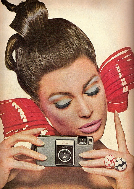 Photo By Bert Stern For Vogue, 1967