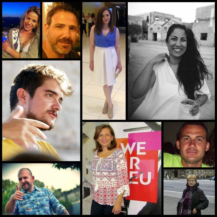 Ομάδα Ενεργοποίησης Πολιτών // Outreach Team  #Eleusis2021 #EUphoria #ECoC2021 #Eleusis #Elefsina #Ελευσίνα