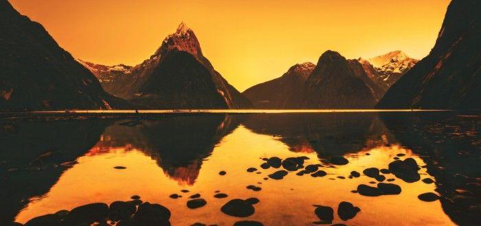 Morning Stillness New Zealand