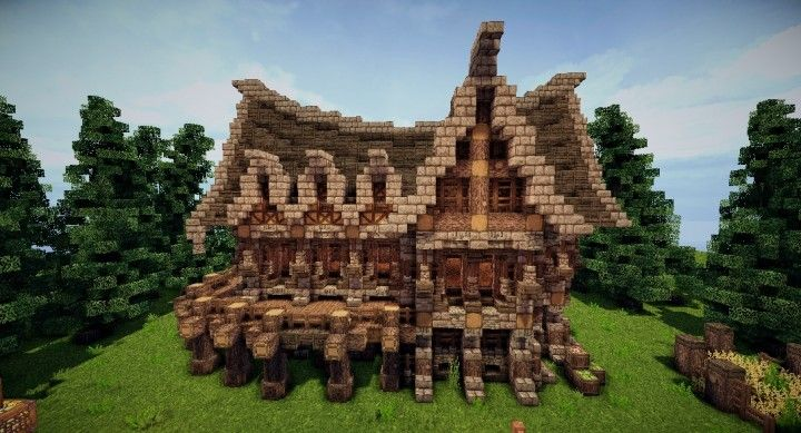 Hermit's shelter 2.0 Minecraft Project