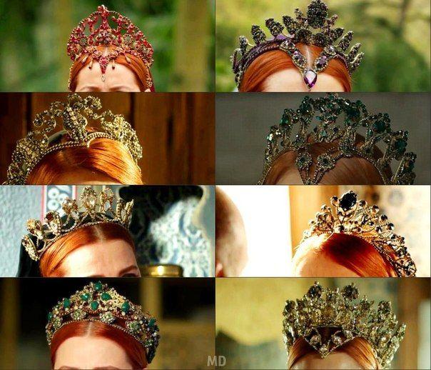 hurrem sultan crown