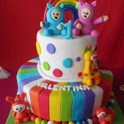Torta fiesta Baby tv