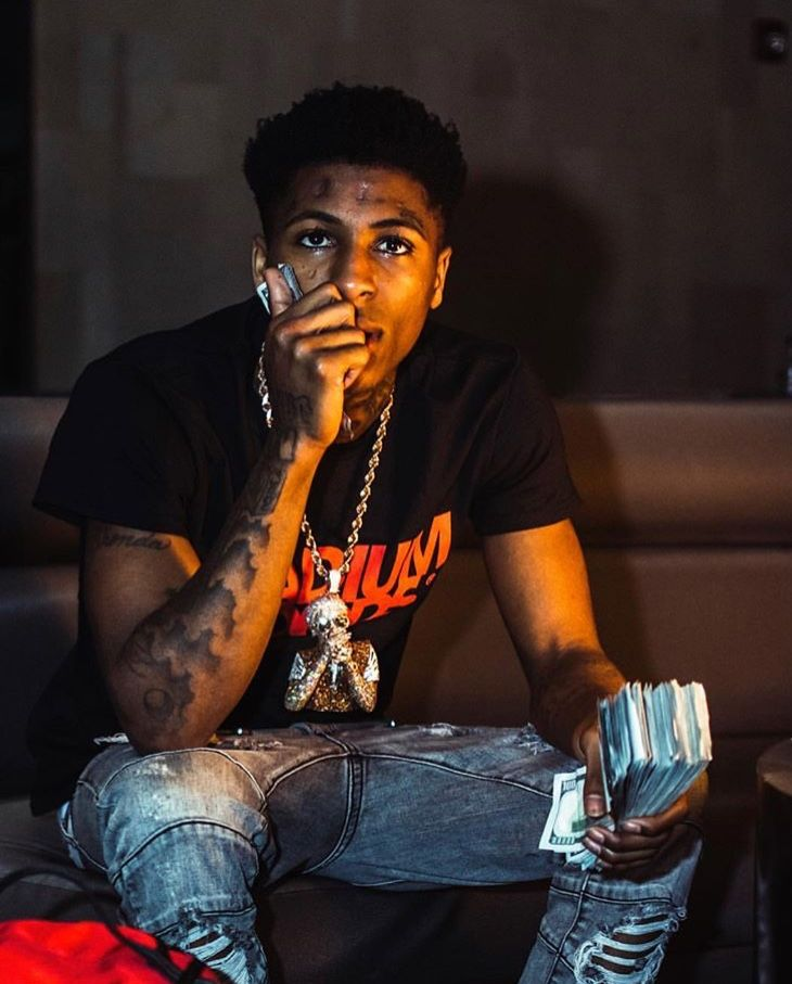 Nba Youngboy Seh Money Taking Over Him Soul Nba Quotes Nba Rappers