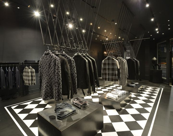 Gabriele Pasini store by Meregalli Merlo Architetti Associati, Los Angeles – California » Retail Design Blog