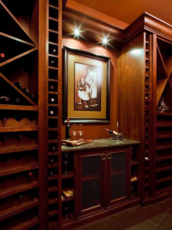 Calgary Wine Cellar Design, Pictures, Remodel, Decor and Ideas