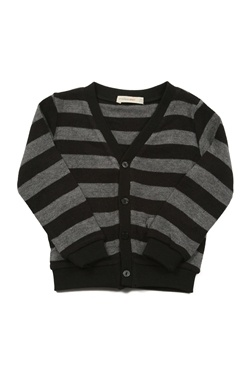 Black and grey cardigan for boys! Looks great with a graphic tee underneath or a button up! Can dress up or down!