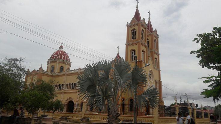 La Villa de San Benito Abad- Sucre-Colombia-Sur América