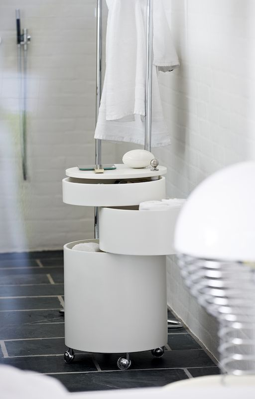 Barboy in the bathroom  Danish Interior Design Budapest
