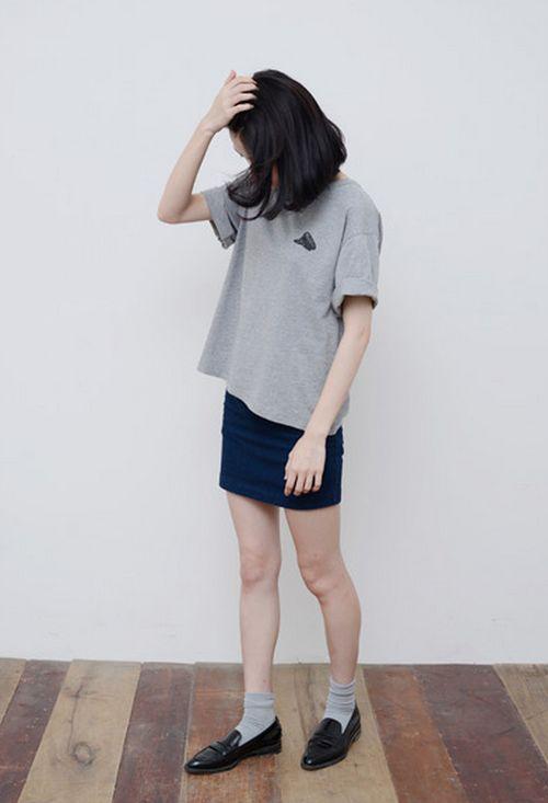 ss - shirt - skirt