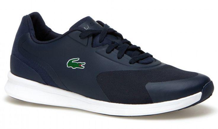 Zapatillas Lacoste Azul Marino - LTR   Envio Gratis
