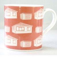 Mok 'Huisjes aan de kust' www.designfabrix.com