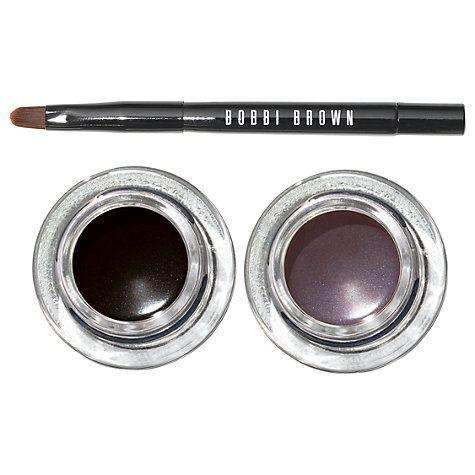 Buy Bobbi Brown Cat Eye Long-Wear Gel Eyeliner & Brush Set Online at johnlewis.com
