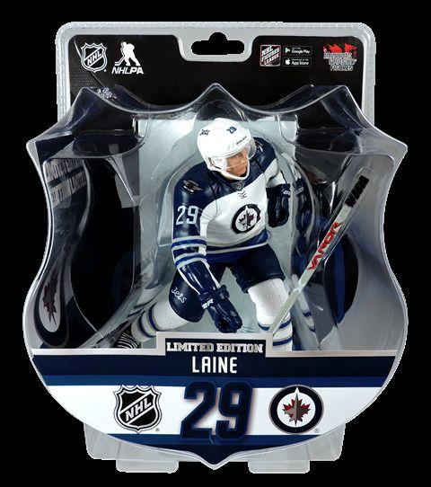 "2017-18 IMPORTS DRAGON NHL 6""/PATRIK LAINE/WINNIPEG ROOKIE/LIMITED TO 3500!! #IMPORTSDRAGON"