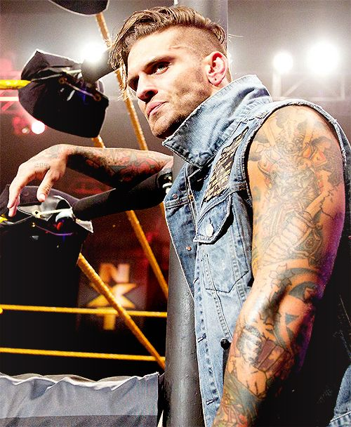 30 best corey graves images on pinterest lucha libre for Corey graves tattoos
