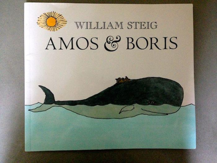 Amos & Boris, Steig