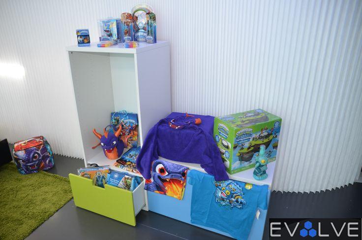 Skylanders Bedroom Accessories Activision Skylanders
