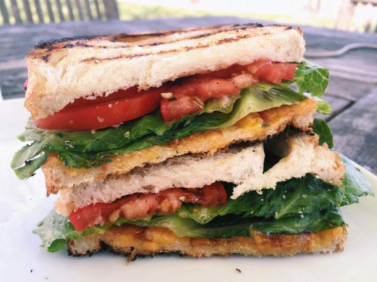 Several weeks ago when we rolled out the grill for the first time of the season, there was much joy. What to grill first? Ribs? Burgers? Pizza? So many choices. This is the sandwich that ...