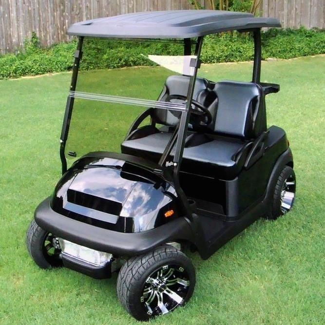 Renew Protect Golf Cart Plastic Restoration Protectant Treatment - 8oz Bottle
