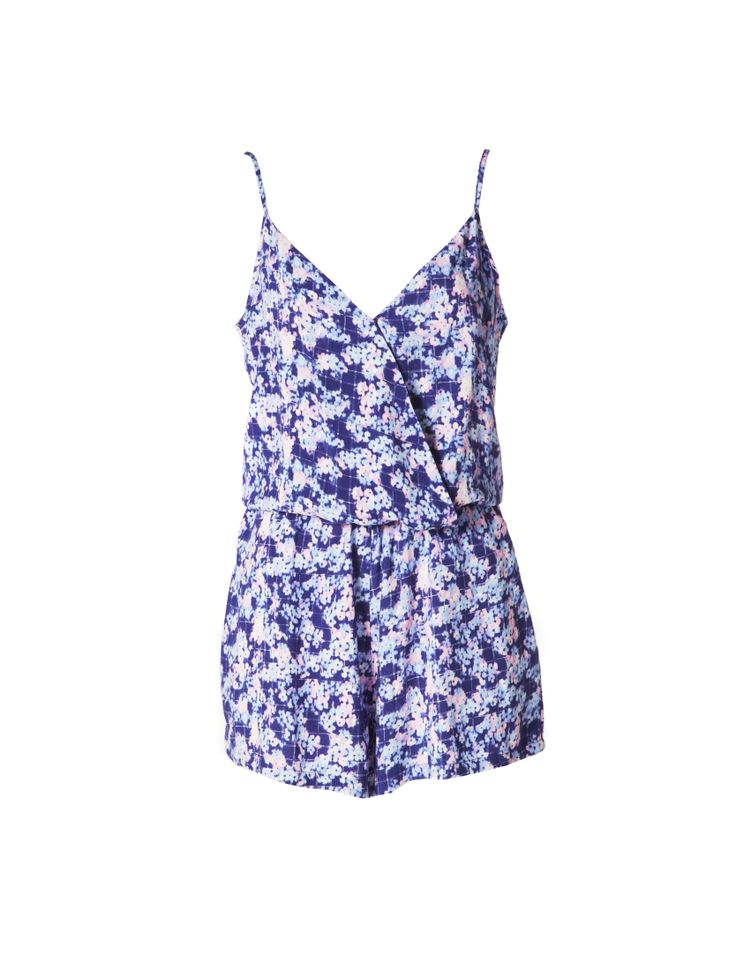 Playsuit from Glassons #floralgrunge @Westfield New Zealand