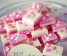 Recipe Coconut Ice by Angela aka Thermaddicted - Recipe of category Desserts & sweets