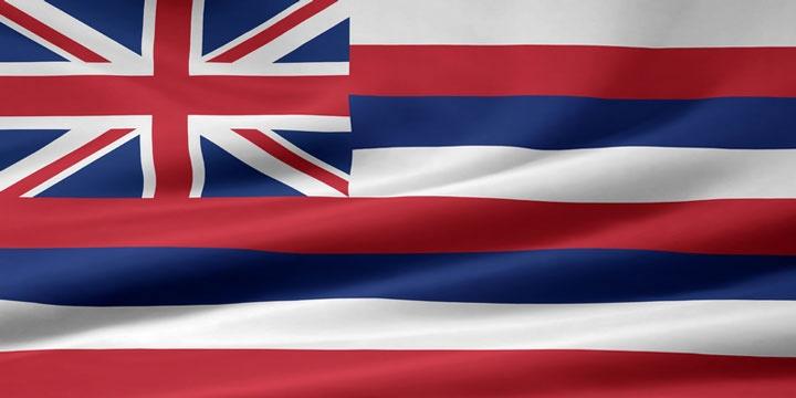 #Hawaiian flag/ State flag