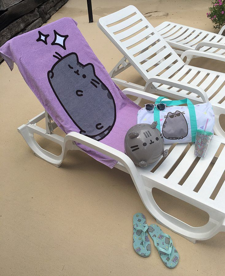 Pusheen Box Summer 2016 Box Review - Check out this new adorable subscription box from Pusheen!