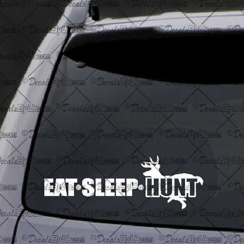 Best Hunting Decals Images On Pinterest Car Window Decals - Best car decal stickers