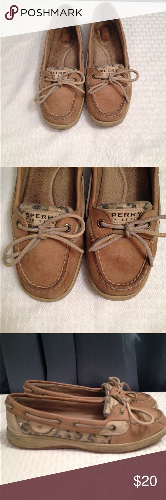Sperry Top-Sider Sperry Top-Sider leather needs cleaned Sperry Top-Sider Shoes