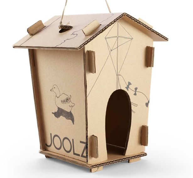 76 best bird houses images on pinterest birdhouses the for Cardboard cigar box crafts