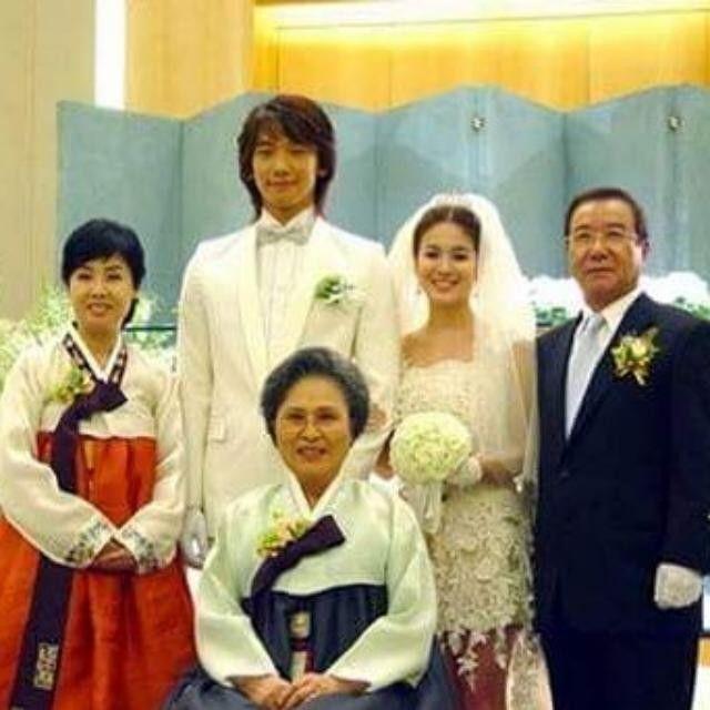 #FullhouseFamouse wedding #fullhouse #asiangoddess #songhyekyo #kbs #kbsdrama