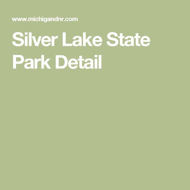 Silver Lake State Park Detail