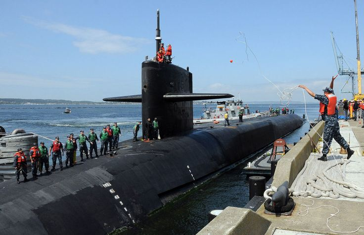 US Submarine Sent to South Korea amid North Korea Nuclear Threats