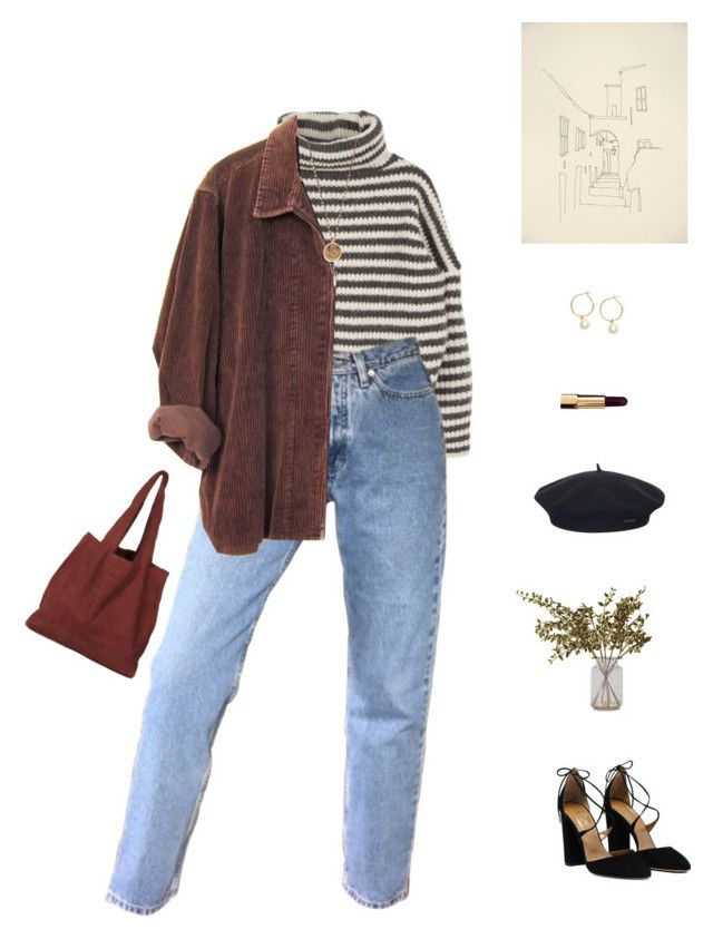 """""""Urban."""" by greciapaola ❤ liked on Polyvore featuring Native Gem, Element, Karl Lagerfeld, Chanel and H&M"""