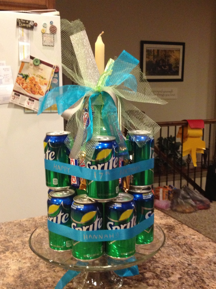 14 Best Soda Can Cakes Images On Pinterest Birthdays
