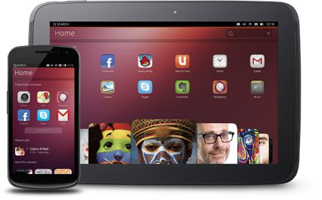 Tastefully tactile Ubuntu on tablets