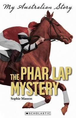 Phar Lap is not only a winner, he is a real star. Millions of Australians love him. But that's not enough for Mr Davis. He wants to make Big Red into a world star. Sally's dad is a private detective, and he's just been offered the case of a lifetime-investigating who tried to shoot Phar Lap before the 1930 Melbourne Cup...