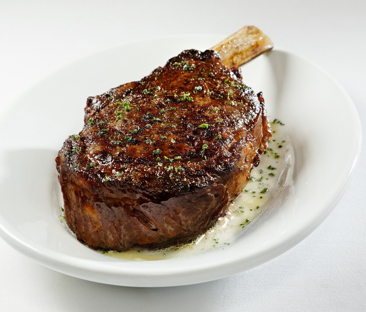 Cowboy Ribeye Ruth's Chris Steakhouse Renaissance at Colony Park 601.853.2734 #shoprenaissance